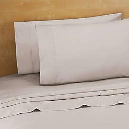 220-Thread-Count Cotton Percale Pillowcase Pair