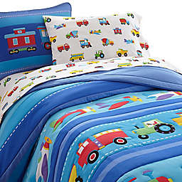 Olive Kids™ Trains, Planes, Trucks Bedding Collection