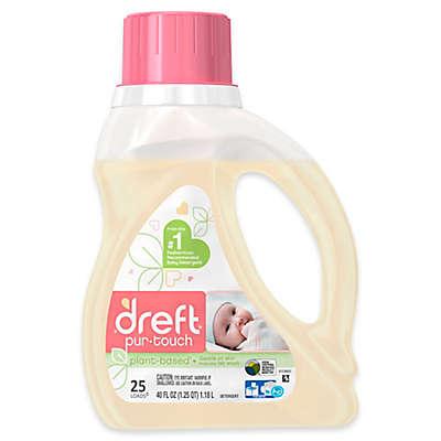 Dreft® Purtouch™ HEC Liquid Laundry Detergent