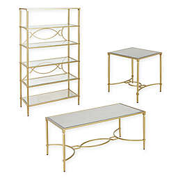 Madison Park Signature Turner Collection in Antique Gold