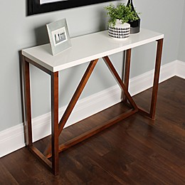 Kate and Laurel Kaya Console Table