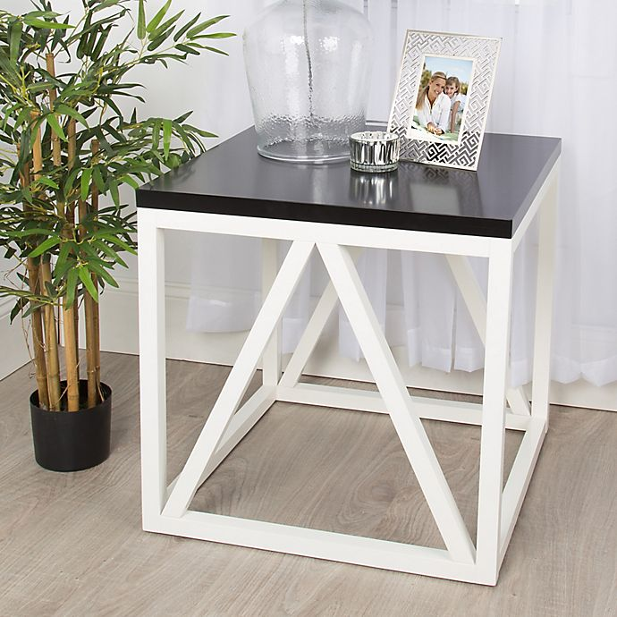 Alternate image 1 for Kate and Laurel Kaya Side Table
