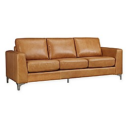 iNSPIRE Q® Baldwin Leather Sofa