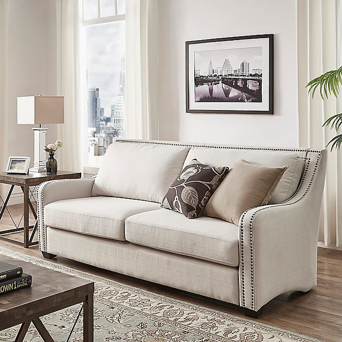Off White Sofa Living Room Seamless: Verona Home Beatrice Sofa In Off White