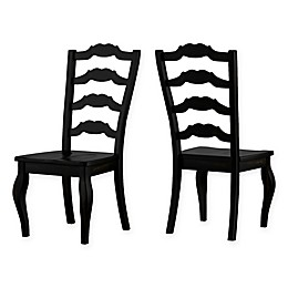 iNSPIRE Q® Marigold Hill French Ladder Chairs (Set of 2)