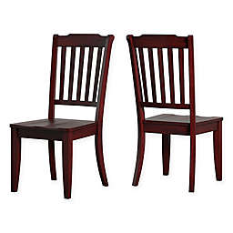 iNSPIRE Q® Marigold Hill Slat Back Chairs (Set of 2)