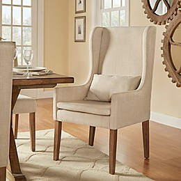 iNSPIRE Q® Auburn Hills Hostess Chair in Beige