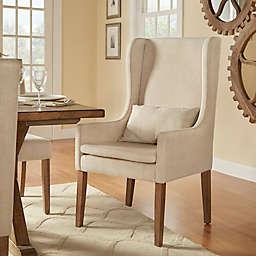 iNSPIRE Q® Auburn Hills Hostess Chair in Beige