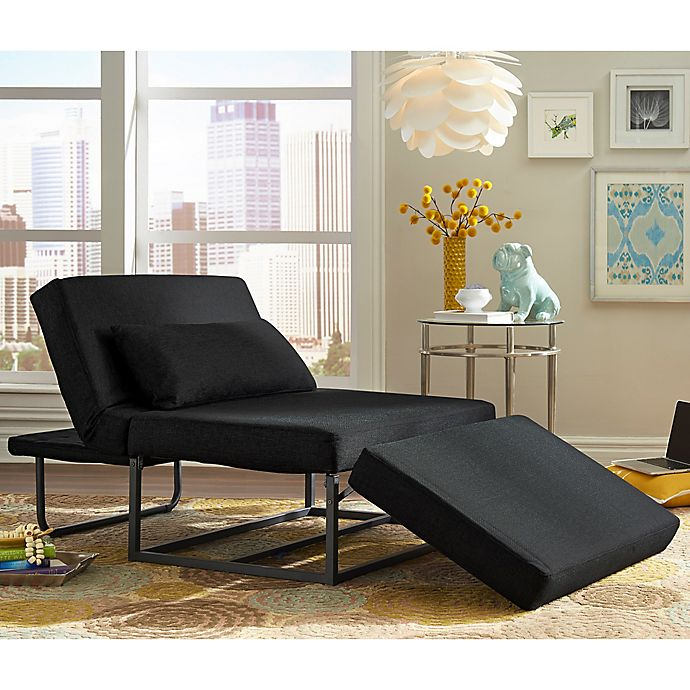 Alternate image 1 for Relax-A-Lounger™ Barlow Otto-Kube Convertible Chair