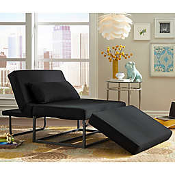 Relax-A-Lounger™ Barlow Otto-Kube Convertible Chair
