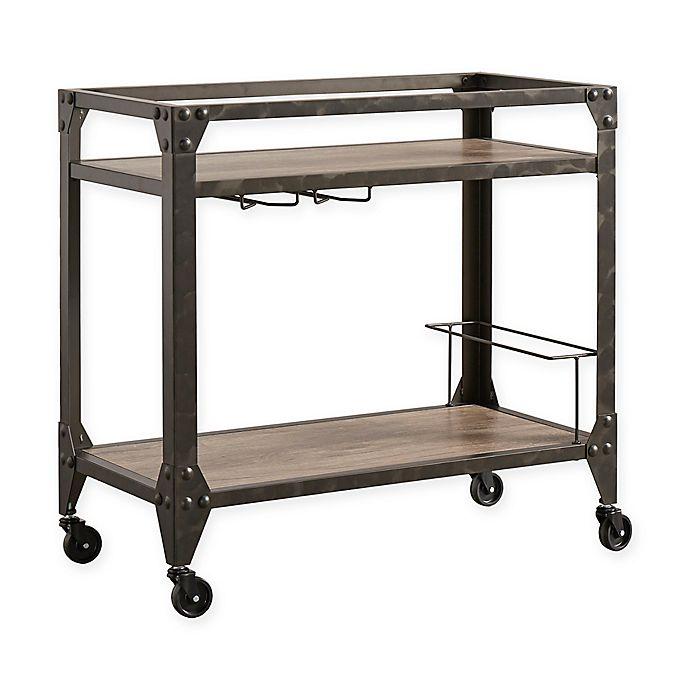 Alternate image 1 for Verona Home Gregory Bar Cart