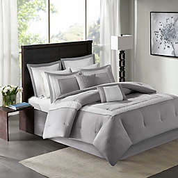 Madison Park Stratford Duvet Cover Set