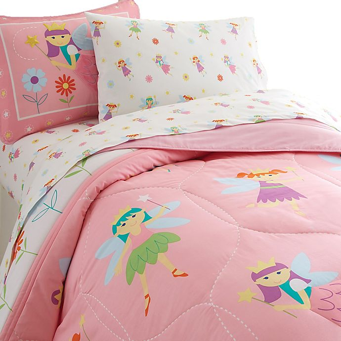 Alternate image 1 for Olive Kids™ Fairy Princess Bedding Collection