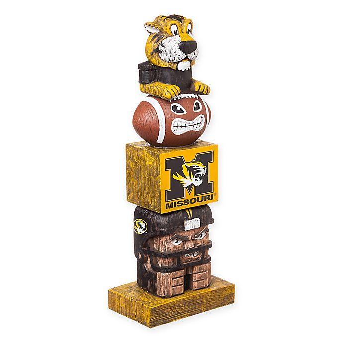 Alternate image 1 for University of Missouri Tiki Totem