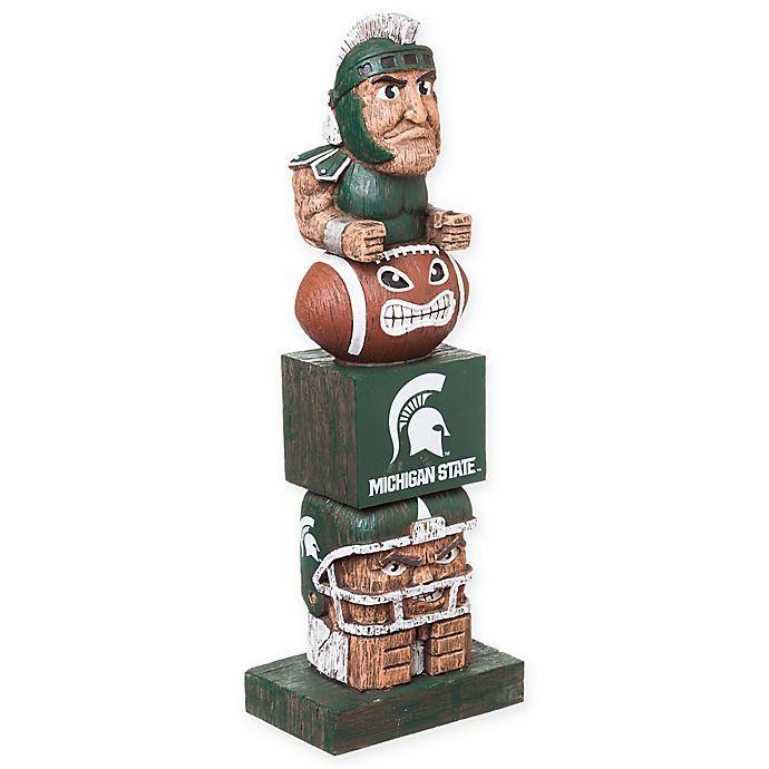 Alternate image 1 for Michigan State University Tiki Totem