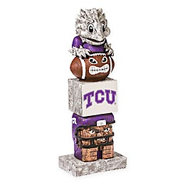 Texas Christian University Tiki Totem