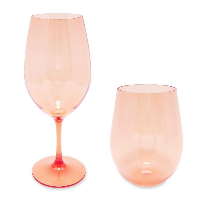 Alternate image 1 for Flamingo Stemware Collection