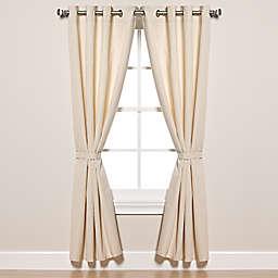 Pawleys Island® Sunbrella® Dupione Grommet Top Outdoor Curtain Panel