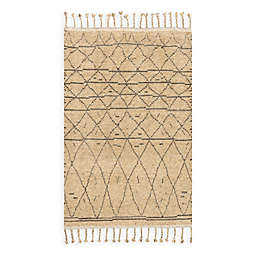 Magnolia Home by Joanna Gaines Tulum Rug in Natural/Grey