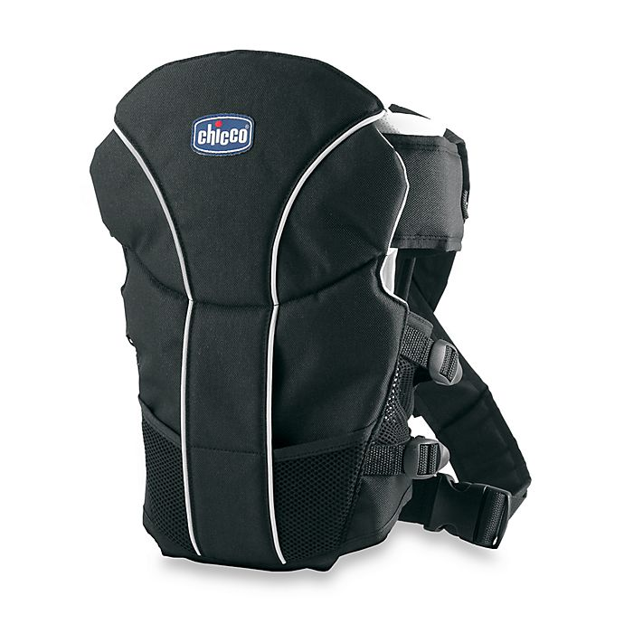 Alternate image 1 for Chicco® UltraSoft Infant Carrier in Black
