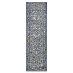 Couristan® Sultan Treasures All Over Mashhad 2-Foot 7-Inch x 7-Foot 10-Inch Runner in Blue