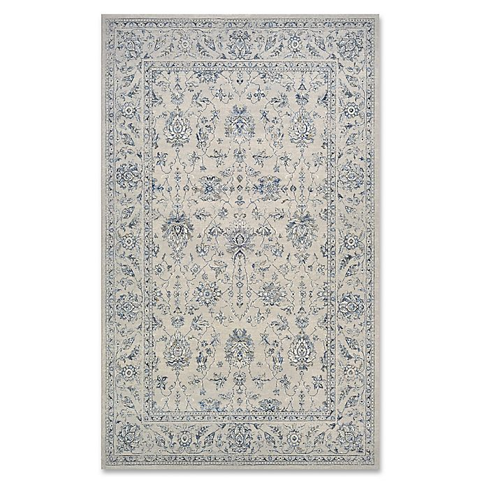 Alternate image 1 for Couristan® Sultan Treasures All Over Mashhad 9-Foot 2-Inch x 12-Foot 5-Inch Area Rug in Grey