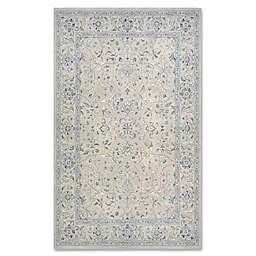 Couristan® Sultan Treasures Floral Yazd 3-Foot 11-Inch x 5-Foot 3-Inch Area Rug in Grey