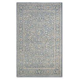 Couristan® Sultan Treasures Floral Yazd 7-Foot 10-Inch x 11-Foot 2-Inch Area Rug in Slate Blue