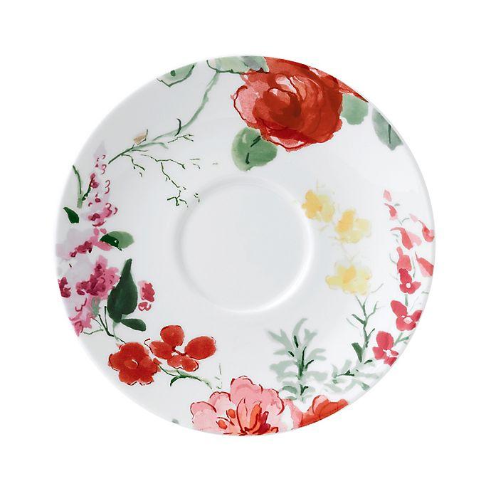 Alternate image 1 for Wedgwood® Jasper Conran Floral Saucer