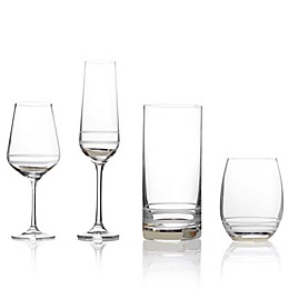 Mikasa® Lux Platinum Wine Glass Collection