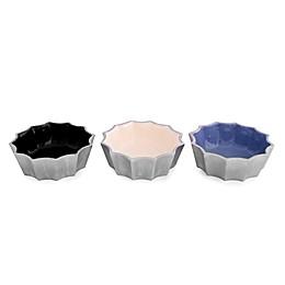 Marigold Artisans Fluted Bowls (Set of 3)