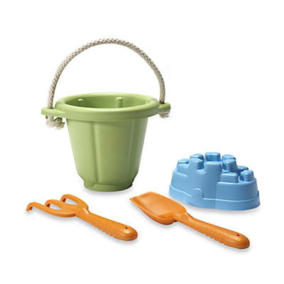 Green Toys™ Sand and Sand Castle Playset