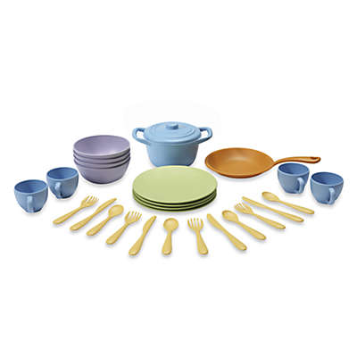 Green Toys™ Cookware and Dining Playset