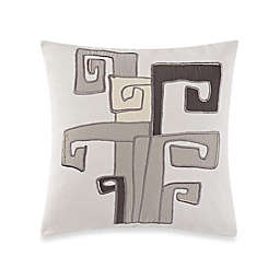 Kelly Wearstler Canyon Inlander Square Throw Pillow in Breeze