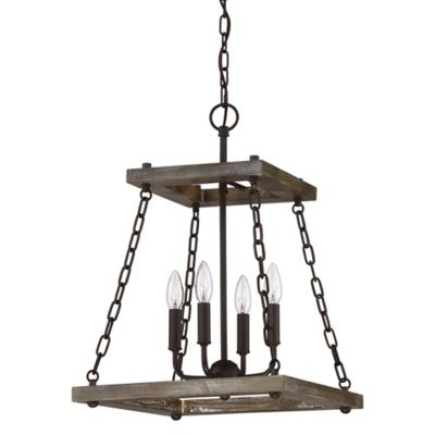 Safavieh Fauna 8 Light Chandelier | Bed Bath & Beyond