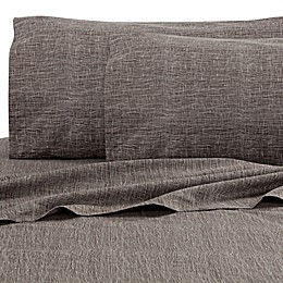 Kelly Wearstler Haze Mesh Pillowcases in Dusk (Set of 2)