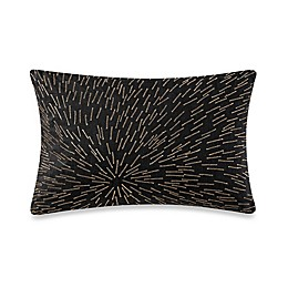 Kelly Wearstler Lithe Oblong Throw Pillow in Cinder