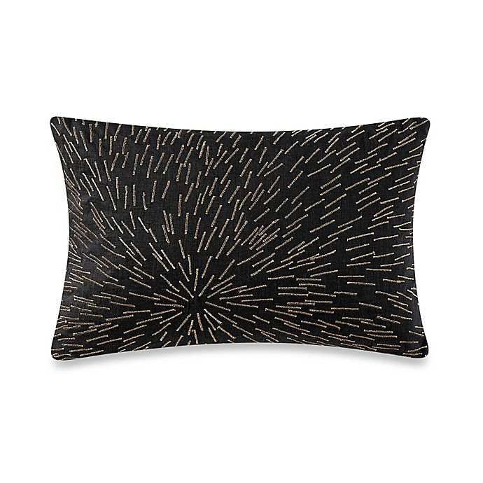 Alternate image 1 for Kelly Wearstler Lithe Oblong Throw Pillow in Cinder