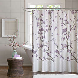 Madison Park Holly 72-Inch Shower Curtain