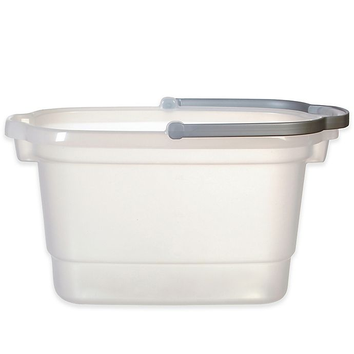 Alternate image 1 for Casabella® 4-Gallon Rectangular Bucket