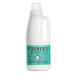 Mrs. Meyer's® Clean Day Basil Fabric Softener