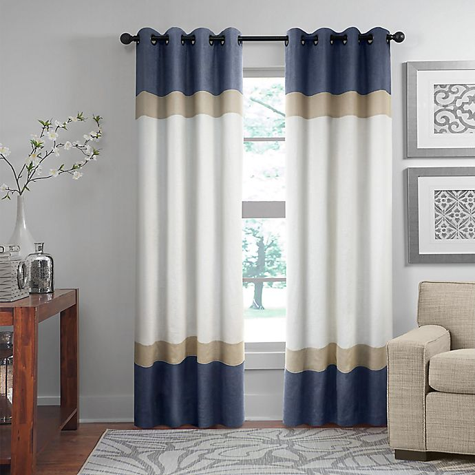 Curtain Ideas For 3 Windows Together