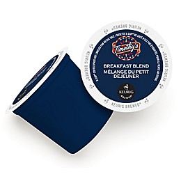 Timothy's World Coffee Breakfast Blend Light Keurig® K-Cup® Pods 48-Count