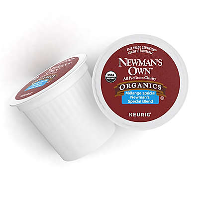 Keurig® K-Cup® 12-Count Newman's Own® Organics Special Blend Bold Coffee