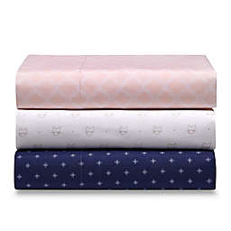 Casual Living Campus Benzoyl Peroxide-Resistant Print Sheet Set