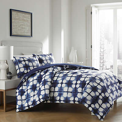 City Loft™ Nona Comforter Set in Navy