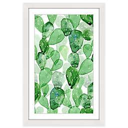 Marmont Hill Leafy 24-Inch x 36-Inch Framed Wall Art
