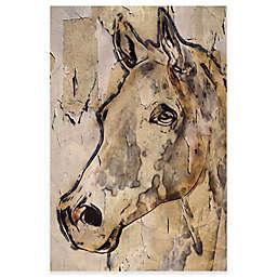 Marmont Hill Winner Horse Canvas Wall Art
