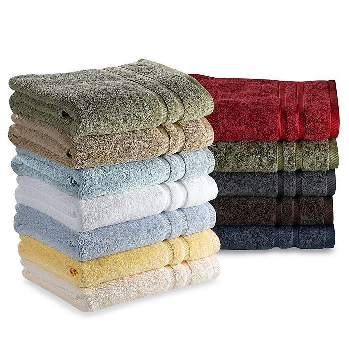 Nautica J Class Bleach Safe Towels 100 Hygro Cotton Bed Bath
