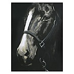 Moe's Home Collection Thoroughbred Canvas Wall Art